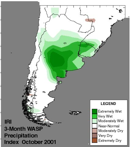 Argentina climate: Average Temperature, weather by month ...  |Argentina Rainfall