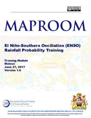 ENSO Rainfall Malawi