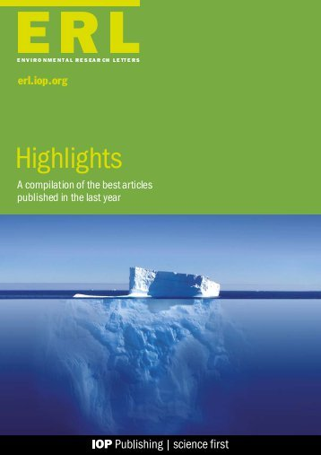 the issue features 30 research articles picked for their significance scientific impact breadth of appeal and other criteria